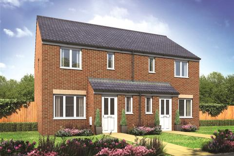 3 bedroom terraced house for sale - Plot 266 Millers Field, Manor Park, Sprowston, Norfolk, NR7