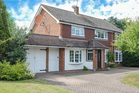 4 bedroom detached house for sale - Leyfield, Albourne