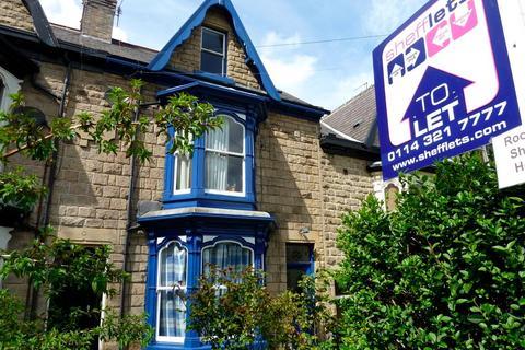 1 bedroom house share to rent - Professional House Share - Psalter Lane, Sheffield, S11 8UT