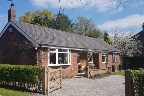 3 bedroom detached bungalow for sale - Dicklow Cob, Lower Withington, Near Macclesfield