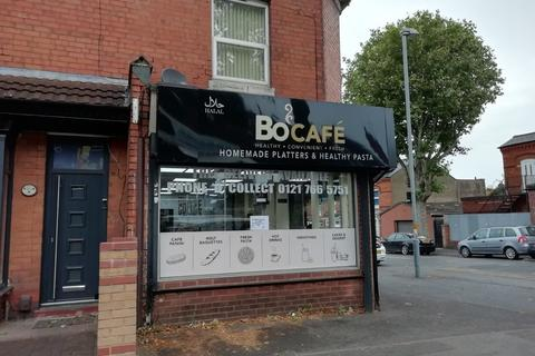 Cafe for sale - Bo Cafe, Bordesley Green, Lease For Sale