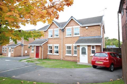 3 bedroom terraced house for sale - Fairfax Close, Biddulph, Staffordshire, ST8 6ER