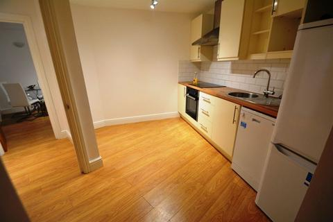 Studio to rent - Frobisher House, Westgate, Peterborough