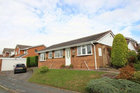 3 bedroom detached bungalow for sale - Meigh Road, Ash Bank, Stoke-on-Trent, ST2 9QJ