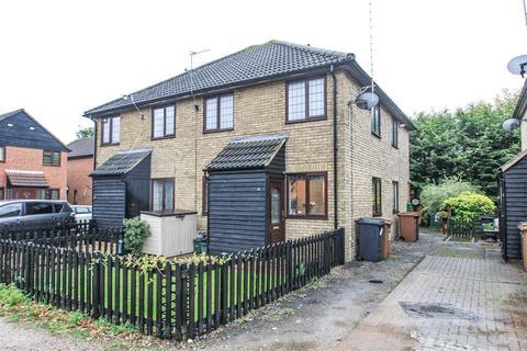 1 bedroom semi-detached house for sale - Brockenhurst Way, Bicknacre, Chelmsford