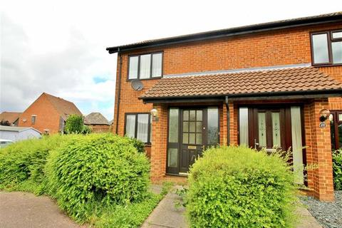 2 bedroom semi-detached house to rent - Elgar Grove, Browns Wood, Milton Keynes, MK7
