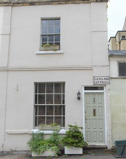 2 bedroom end of terrace house to rent - Cleveland Cottages, Walcot, Bath