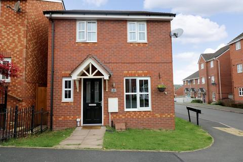 3 bedroom detached house for sale - Mansfield Grove, Norton Heights, Stoke-On-Trent