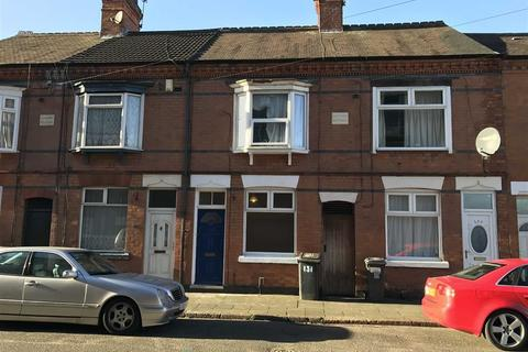 2 bedroom terraced house to rent - Repton Street, Leicester