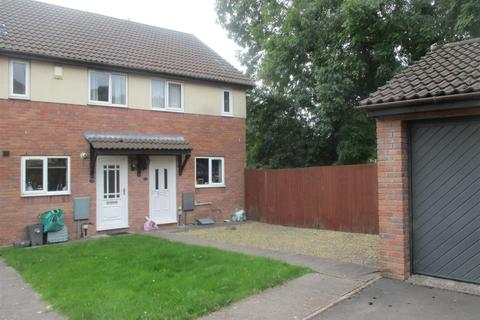 2 bedroom end of terrace house to rent - Heol Draenen Wen. Parco Gwnfo, Cardiff