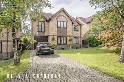 5 bedroom detached house for sale - De Braose Close, Danescourt, Cardiff