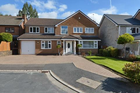 5 bedroom detached house for sale - Ringley Close, Whitefield, Manchester