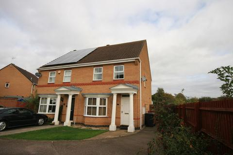 3 bedroom semi-detached house to rent - Woodgate Road, Wootton, Northampton, NN4