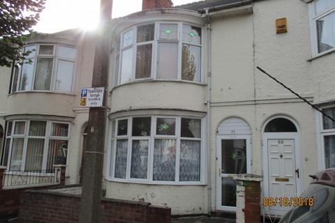 4 bedroom terraced house for sale - Windsor Avenue,  Leicester, LE4