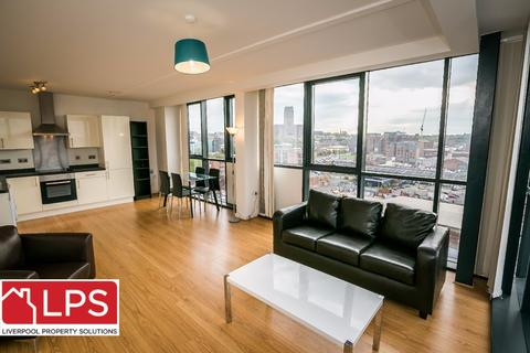 2 bedroom apartment to rent - Top Floor Kings Dock Mill, 32 Tabley Street, Liverpool, Merseyside, L1 8DX