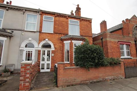 3 bedroom end of terrace house for sale - Mount Street, Lincoln