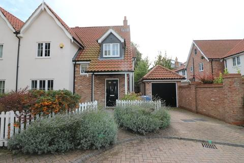 4 bedroom semi-detached house to rent - 19 St. Marys Walk