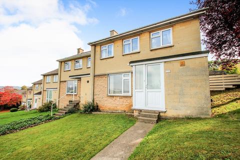 3 bedroom end of terrace house for sale - Monksdale Road, Bath BA2