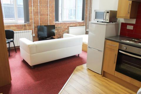 Studio to rent - 106 Lower Parliament Street Flat 3, Byron Works, NOTTINGHAM NG1 1EH