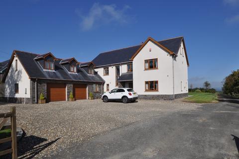 4 bedroom farm house for sale - Dolau Taf, Cross Inn, Laugharne SA33 4QS