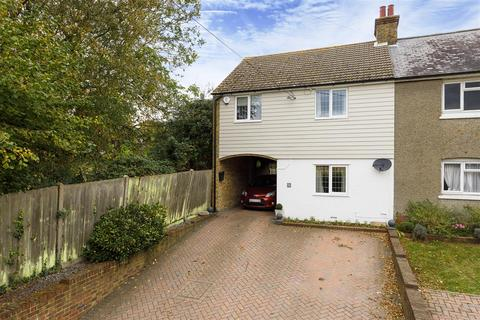3 bedroom semi-detached house for sale - Wilgate Cottages, Ashford Road, Faversham