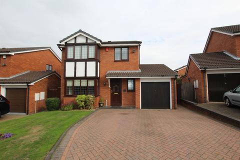 4 bedroom detached house for sale - Foxlands Drive, Sutton Coldfield, Sutton Coldfield, B72 1YZ