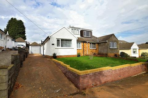 4 bedroom semi-detached bungalow for sale - Lon Cae Porth , Rhiwbina, Cardiff. CF14 6QL