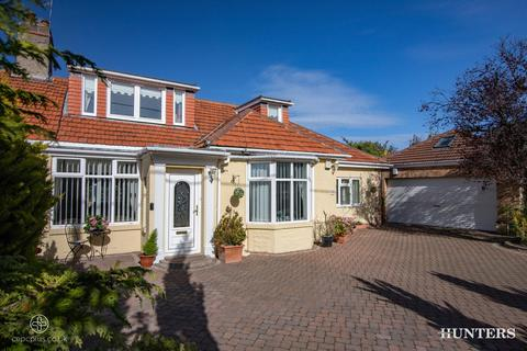 4 bedroom semi-detached bungalow for sale - Woodlands Road, Cleadon Village, Sunderland, SR6 7UA