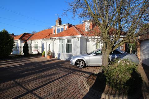 4 bedroom semi-detached bungalow - Woodlands Road, Cleadon Village, Sunderland, SR6 7UA