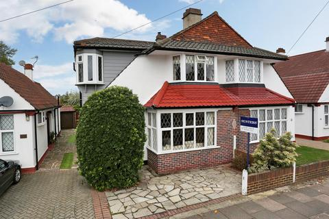 5 bedroom semi-detached house for sale - Crombie Road, Sidcup, Kent, DA15 8AU