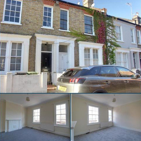 2 bedroom flat to rent - Nelsons Row, London SW4