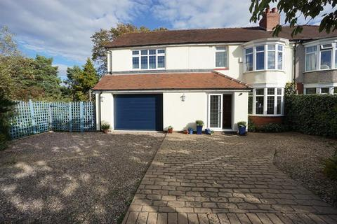 5 bedroom semi-detached house for sale - Hutcliffe Wood Road, Beauchief, Sheffield, S8 0FA