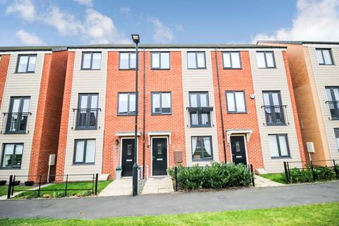 3 bedroom townhouse to rent - Elmwood Park Court, Great Park, Newcastle upon Tyne, Tyne and Wear, NE13 9BP