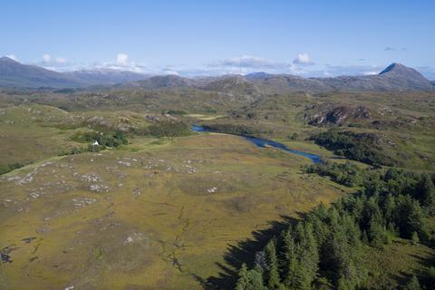 Plot for sale - Brackloch, Lochinver IV27