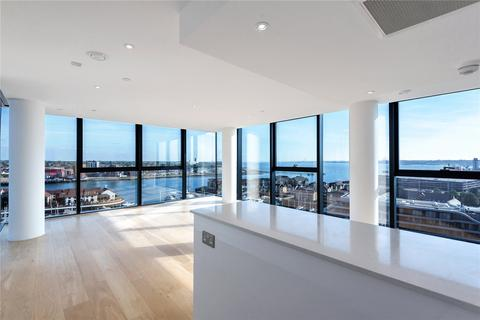 3 bedroom flat for sale - The Moresby Tower, Admirals Quay, Ocean Way, Southampton, SO14