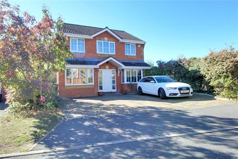 4 bedroom detached house for sale - Greenidge Close, Reading, Berkshire, RG1