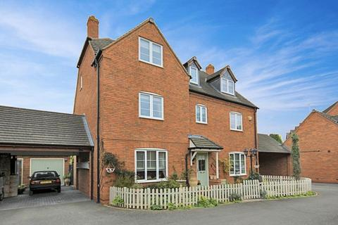 5 bedroom detached house for sale - Barbary Grange, Stafford