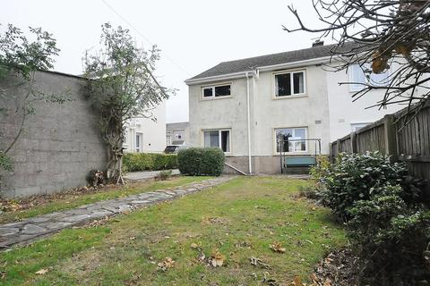 3 bedroom semi-detached house for sale - Carnock Road, Plymouth. 3 bedroom family home with a garden and garage in need of refurbishment.