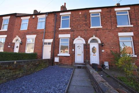 2 bedroom terraced house to rent - Bagnall Road, Milton