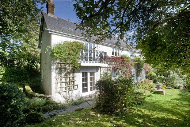 3 Bedrooms Detached House for sale in Charlton Lane, Charlton, Shaftesbury, Dorset