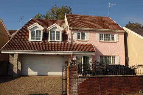 4 bedroom detached house to rent - Vivian Road, Sketty