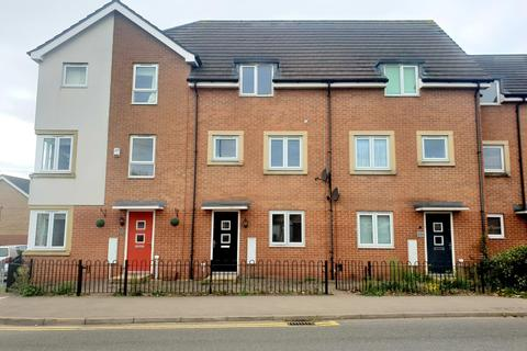 3 bedroom townhouse for sale - Humberstone Lane, Thurmaston, Leicester