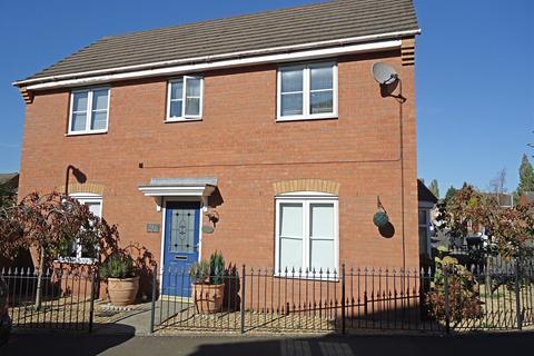 3 bedroom detached house for sale - Upton Drive, Maple Park, Nuneaton, CV11