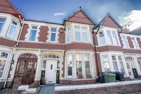 4 bedroom terraced house for sale - Mayfield Avenue, Victoria Park, Cardiff