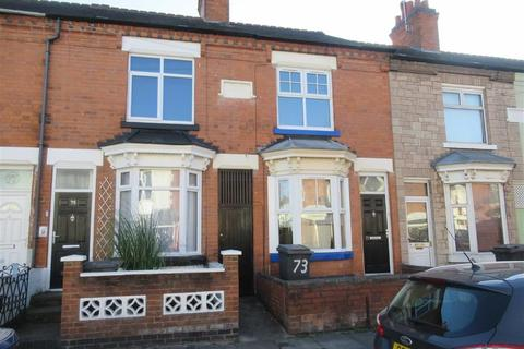 2 bedroom terraced house to rent - Danvers Road, Leicester