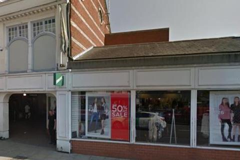 Retail property (high street) to rent - Unit A, Weavers Court, Halstead, Essex