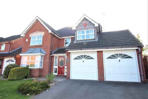 4 bedroom detached house for sale - Burnt Oak Close, Nuthall, Nottingham, NG16