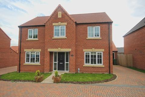 4 bedroom detached house for sale - Castle Road, Cottingham, HU16
