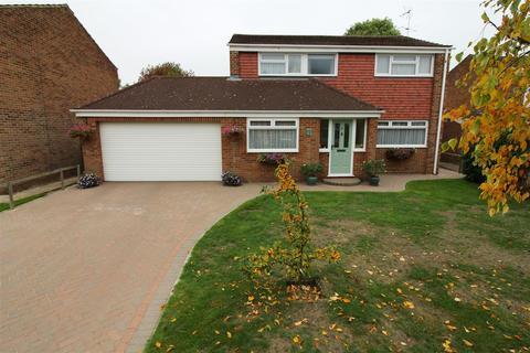 4 bedroom detached house for sale - Aldenham Close, Caversham, Reading