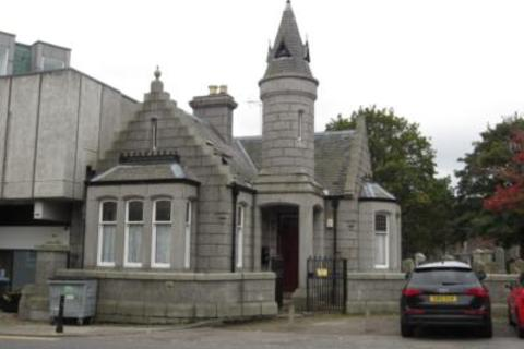 3 bedroom terraced house to rent - Great Western Road, Aberdeen, AB10